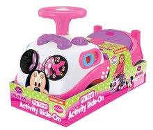 Odrážadlá so zvukom - Odrážadlo Disney Minnie Kiddieland elektronické so svetlom a zvukom ružové od 12 mes_4