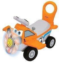 Odrážadlá so zvukom - Elektronické odrážadlo Disney Kiddieland lietadlo Dusty so svetlom oranžové od 12 mes_1