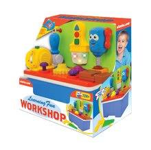 Hračky zvukové - Pracovný stôl Activity Kiddieland s náradím, so zvukom a svetlom od 12 mes_0