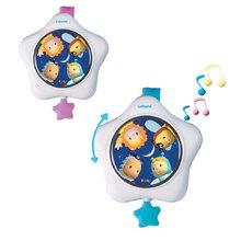 Staré položky - Ppievajúca hviezda Cotoons nad postieľku Smoby bielo-modrá pre kojencov_3