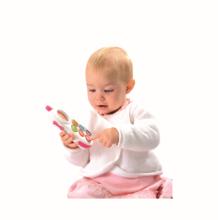 Staré položky - Telefón Cotoons Smoby so zvukmi ružový od 6 mes_5