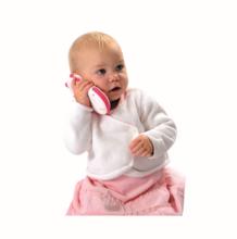 Staré položky - Telefón Cotoons Smoby so zvukmi ružový od 6 mes_4