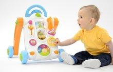 Detské chodítka - Cotoons chodítko aktivity Smoby s množstvom funkcii od 12 mes_4