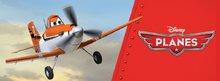 Staré položky - Kolobežka Lietadlá Smoby dvojkolesová skladacia oranžovo-biela od 5 rokov_1