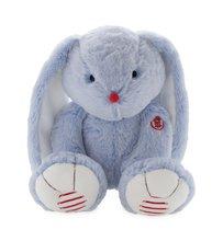 Plyšový zajac Rouge Kaloo Large 38 cm z jemného plyšu pre najmenšie deti modro-krémový