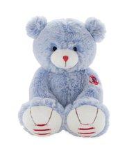 Plyšový medveď Rouge Kaloo Medium 31 cm z jemného plyšu pre najmenšie deti modro-krémový