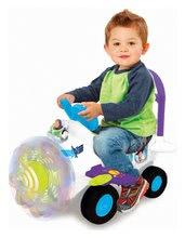 Odrážadlá so zvukom - Odrážadlo lietadlo Buzz Lightyear Toy Story Kiddieland so zvukom a svetlom od 12 mes_0
