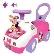 Babytaxiu Minnie Dansatoare Kiddieland cu sunet şi lumină de la 12 luni