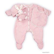 KALOO 962196 rózsaszín szett Perle-Gift Set legkisebbeknek
