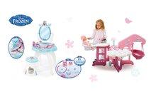 SMOBY 24018-12 babaház Baby Nurse és pipereasztalka Frozen székkel