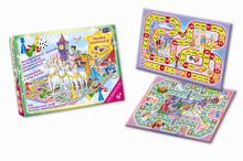 Společenské hry pro děti - Klasická společenská hra Popelka Dohány 2 různé hrací desky od 5 let_0
