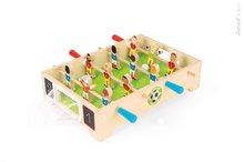 Drevený futbalový stôl Champions Janod so sieťkovou bránkou od 3-8 rokov