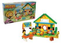 Stavebnice BIG-Bloxx ako lego - Stavebnica PlayBIG Bloxx BIG Včielka Maja v škole s 3 figúrkami 100 dielov od 18 mes_6