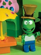 Stavebnice BIG-Bloxx ako lego - Stavebnica PlayBIG Bloxx BIG Včielka Maja v domčeku s 3 figúrkami 213 dielov od 18 mes_2