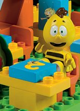 Stavebnice BIG-Bloxx ako lego - Stavebnica PlayBIG Bloxx BIG Včielka Maja v škole s 3 figúrkami 100 dielov od 18 mes_4