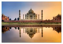 Régi termékek - Puzzle Taj Mahal (India) Educa 2000 db + Fix Puzzle ragasztó_0