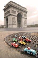 Autíčka - Drevené auto Roadster Story Racing Janod modré/zelené_3