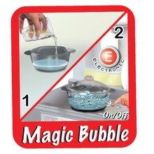 Kuchynky pre deti sety - Set kuchynka Tefal French Touch Bublinky Smoby s magickým bublaním a obedový set so sviečkami_17
