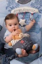 Plyšové medvede - Plyšový medvedík Blue Denim-Chubby Bear Kaloo 18 cm v darčekovom balení pre najmenších modrý_1