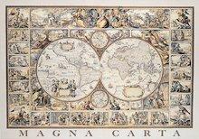 Puzzle 1500 dílků - Puzzle Magna carta / Anonymous / Educa 1500 dílků a FIX PUZZLE LEPIDLO_0