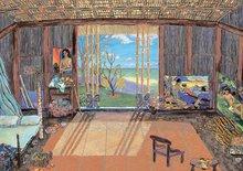 Puzzle 1500 dielne - Puzzle Studio, Paul Gauguin Educa 1500 dielov_0