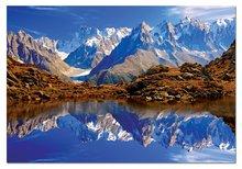 Puzzle 1500 dielne - Puzzle Chamonix - Mont Blanc Educa 1500 dielov_0