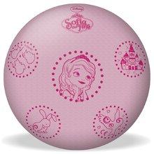 Gyerek habszivacs labda Szófia hercegnő Mondo 20 cm 24 hó-tól rózsaszín