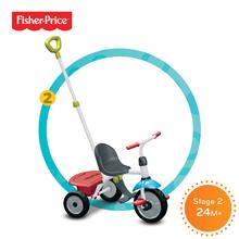 Tříkolky od 10 měsíců - Fisher Price New Grid Jolly jolly 3400733 step 2