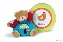 Plišasti medvedek Colors-Chubby Bear Mushroom Kaloo 18 cm v darilni embalaži za najmlajše