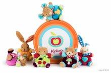 Plyšové zvieratká - Plyšová myška Colors-Mini Chubbies Duck Kaloo 12 cm v darčekovom balení pre najmenších_1