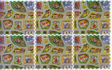 Penové puzzle - Penové puzzle City Map - Mapa mesta Lee 81 dielov 92*92*1,4 cm od 0 mes_3