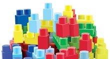 Stavebnice pre najmenších - Stôl Abrick Maxi Écoiffier s kockami a autíčkami 37 dielov + 24 dielov bonus od 12 mes_0