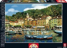 Puzzle Portofino Educa 4000 dielov od 15 rokov