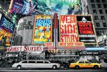 Puzzle 4000 - 8000 dielne - Puzzle Genuine New York Theatre Signs Educa 4000 dielov od 15 rokov_0