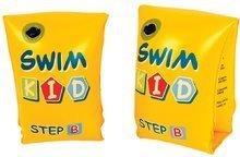 Nafukovací rukávky My Safe Baby Mondo od 3-6 let žluté