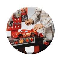 Staré položky - SMOBY 23205 Cars pracovný stolík s autíč