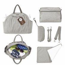 Previjalna torba Chic 5v1 toTs-smarTrike z notranjo torbico in termo ovitkom za steklenico bež