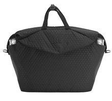 Pelenkázótáska toTs-smarTrike Duet Extra 4in1 belső táskával és termikus üvegtartóval fekete
