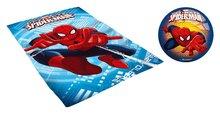 Poncso szettek - MONDO 18435 Osuška set Spiderman s 23 cm