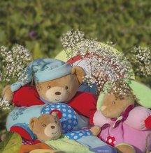 Plyšové medvede - Plyšový medvedík Colors-Chubby Bear Apple Tree Kaloo s hrkálkou 25 cm v darčekovom balení pre najmenších_2