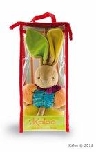 Hračky nad postieľku - Plyšový zajačik Colors-Mini Zig Music Rabbit Kaloo spievajúci naťahujúci 20 cm v darčekovom balení pre najmenších_0