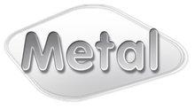 Metal cap