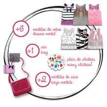 Kočíky pre bábiky sety - Set kočík pre bábiku Maxi Cosi & Quinny 3v1 Smoby (70 cm rúčka) a bábika Customize Me Doll 42 cm s doplnkami_4