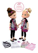 Kočíky pre bábiky sety - Set kočík pre bábiku Maxi Cosi & Quinny 3v1 Smoby (70 cm rúčka) a bábika Customize Me Doll 42 cm s doplnkami_5