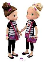 Kočíky pre bábiky sety - Set kočík pre bábiku Maxi Cosi & Quinny 3v1 Smoby (70 cm rúčka) a bábika Customize Me Doll 42 cm s doplnkami_1