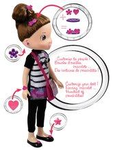 Kočíky pre bábiky sety - Set kočík pre bábiku Maxi Cosi & Quinny 3v1 Smoby (70 cm rúčka) a bábika Customize Me Doll 42 cm s doplnkami_6