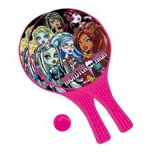 Staré položky - Plážový tenis set Monster High Mondo 2 ks + loptička s 2 raketami a loptičkou_0