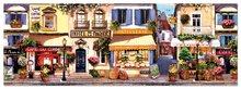 Panorama puzzle - Puzzle Panorama Motel de La Marine Educa 1000 dílů od 12 let_1