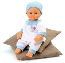 Domčeky pre bábiky sety - Set prebaľovací stôl pre bábiku Baby Nurse Srdiečko Smoby bábika v dupačkách 32 cm a magická fľaša_2