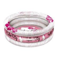 MONDO 16327 Hello Kitty nafukovací bazén trojkomorový 150 cm